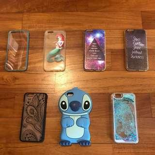 Preloved iPhone 6 and 6s Cases (SUPER CHEAP!!)