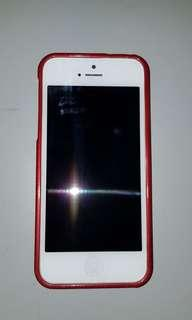 Iphone 5 16GB MYset ID lock faulty