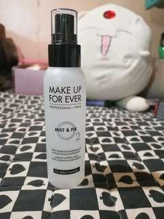 Authentic Make Up Forever Mist and Fix 125ml