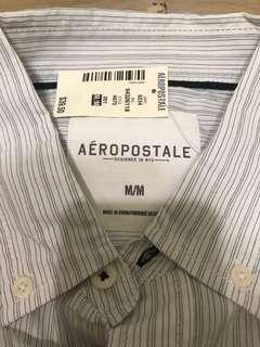 🚚 全新全棉男長袖休閒襯衫