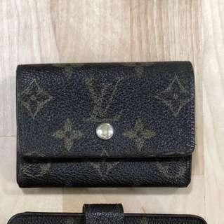 💯 Authentic LV Coin Purse
