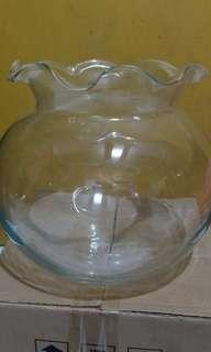 Aquarium bulat 7 liter