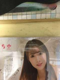 全新2018 CJ44  三上悠亞原box一盒