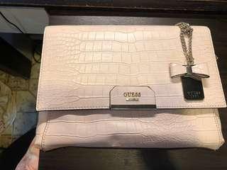 Guess pink women's bag
