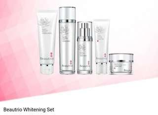 🚚 Beautrio Whitening Set