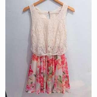 INGNI Floral Summer Dress