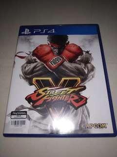 BD PS4 Second Street Fighter V