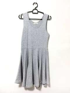 🚚 Women's Grey Skater Dress