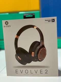 🚚 X-Mini Evolve 2 speaker headphones