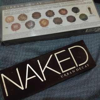 Original naked 2 urban decay eyeshadow