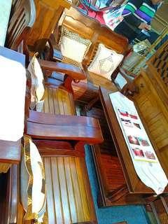 Kursi kayu jatinya bisa cicilan tanpa kartu kredit