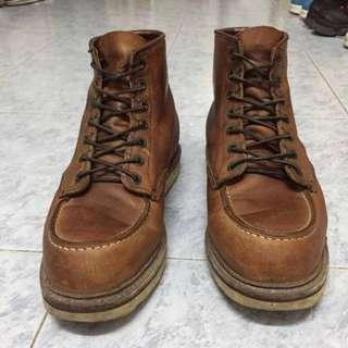 Red Wing 1907 size 8D made in USA