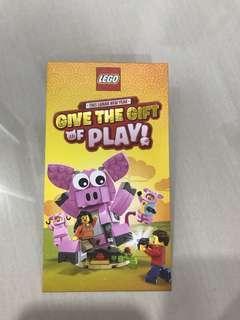 LEGO Ang pow red packet