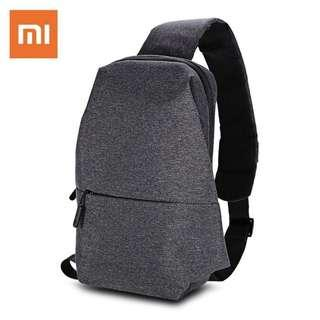 🚚 BN Xiaomi Grey backpack