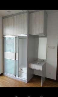 Kitchen Cabinet and wardrobe