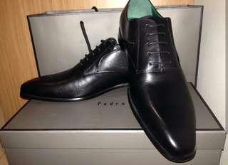 Pedro man black sepatu pria pedro hitam