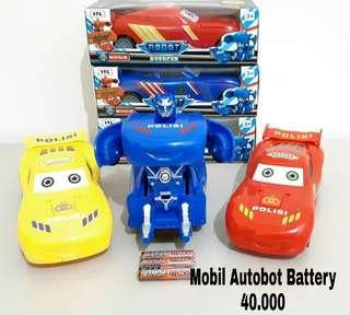 Mobil Autobot Battery