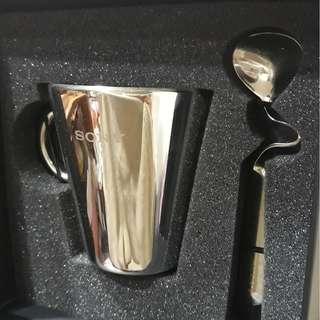 SONY 不鏽鋼咖啡杯組