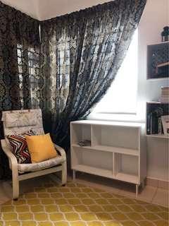 IKEA Poang chair white