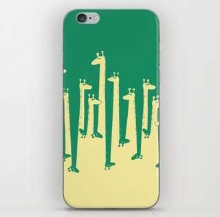 Such a Great Height iPhone Skin