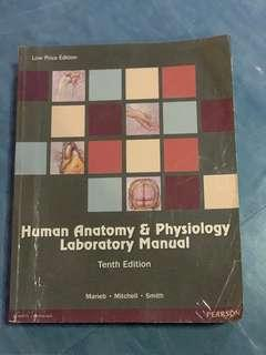 Human anatomy & physiology laboratory manual 10th edition