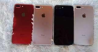 Iphone 7 plus 32gb 128gb 256gb