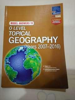 O level tys ans Geography