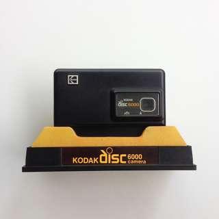 Kodak Disc 6000 -working condition- Vintage Camera