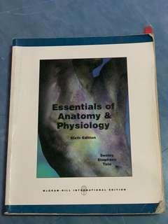 Anatomy & physiology 6th edition seeley stephens tate