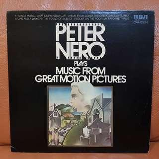Peter Neeo Plays Music From Great Motion Pictures vinyl records