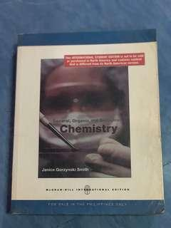 General,organic and biological chemistry smith