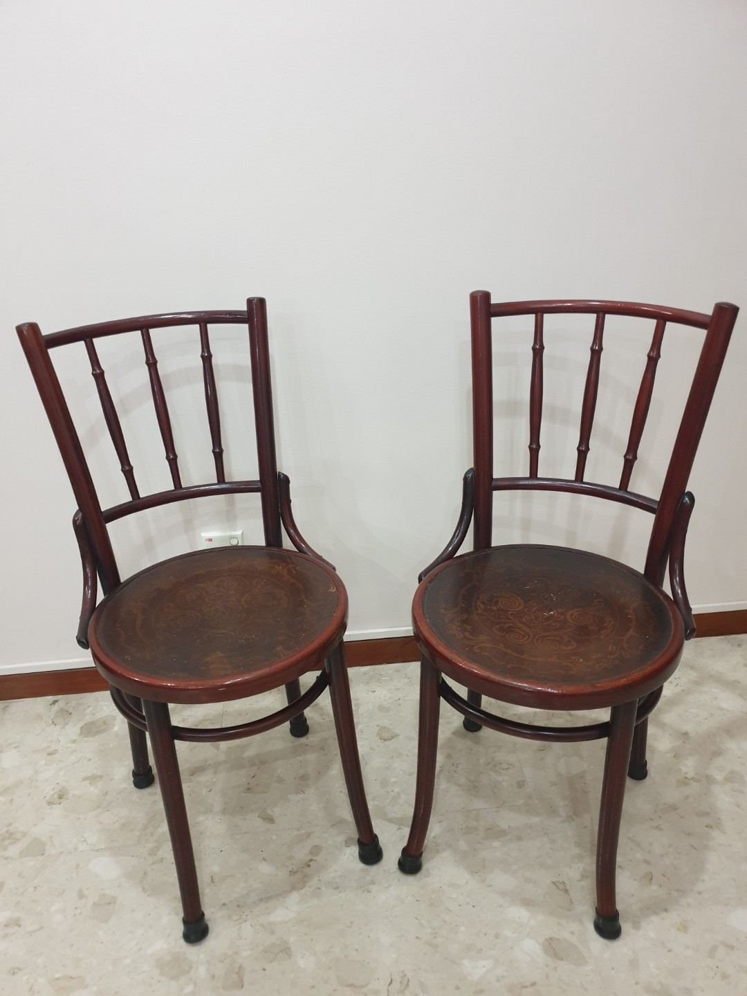 60 Year Old Antique Wooden Chairs Furniture Tables Chairs On