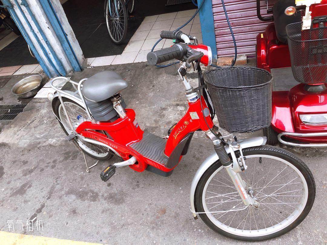 二手電動輔助自行車
