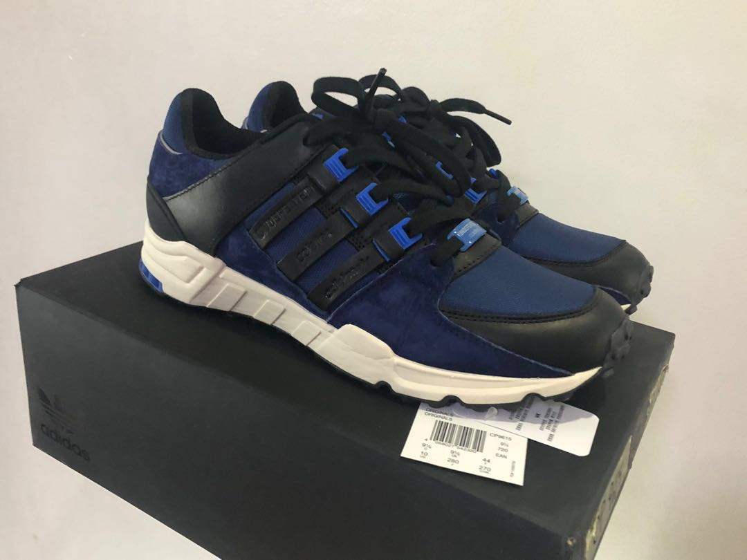Adidas Consortium EQT Support S.E. (Sneaker Exchange) Undefeated x Colette  (Repriced) 75957e282