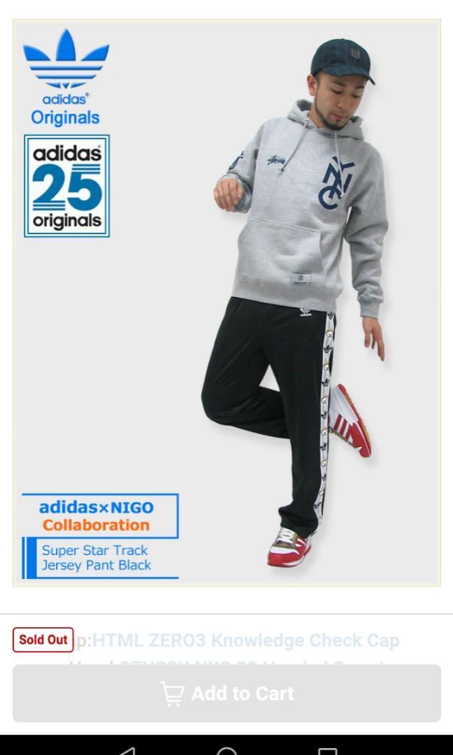 Adidas originals x NIGO adidas Originals