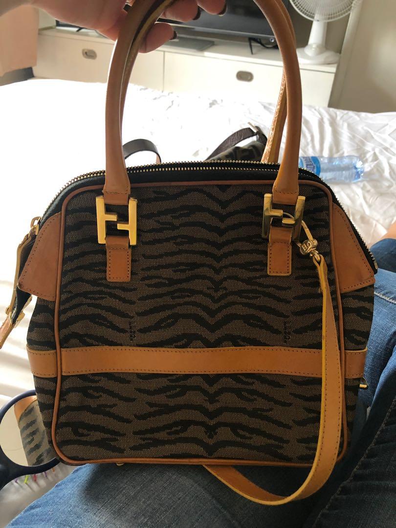 f3c99f3f13 Authentic Fendi 2-way Bag