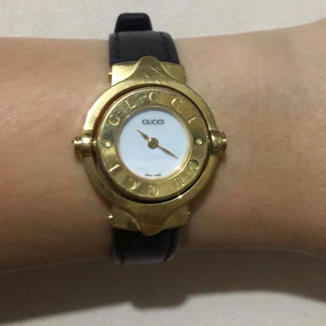 138d3bdbed1 Authentic Vintage Gucci Quartz Watch