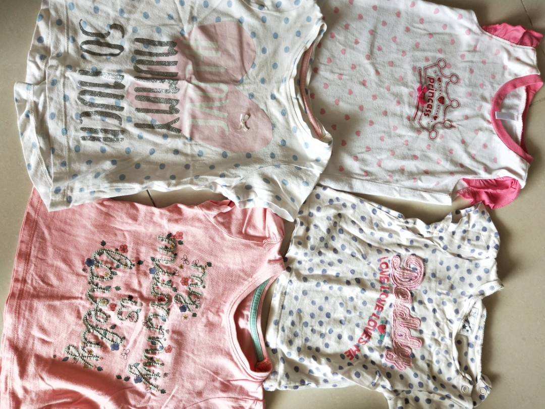 85b89dbef Baby Girl Clothes top for sale
