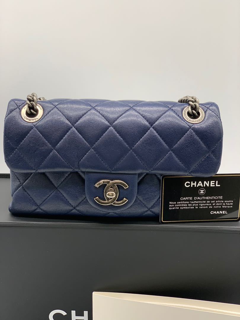 19dfb41ddf25 Chanel mini sling bag, Luxury, Bags & Wallets, Sling Bags on Carousell