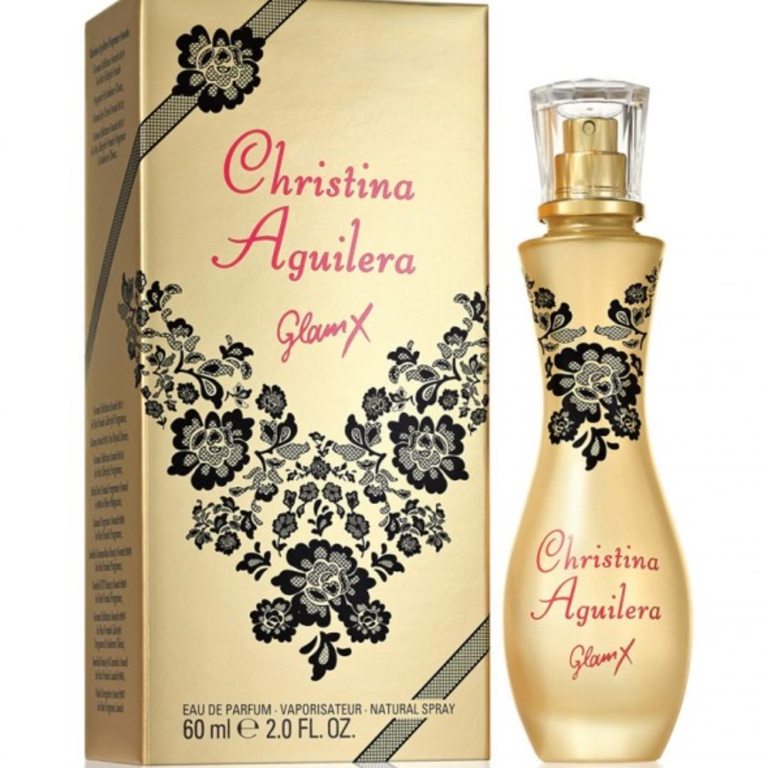 5ff8aa210c9 CHRISTINA AGUILERA GLAMX EDP 60ML, Health & Beauty, Perfumes & Deodorants  on Carousell