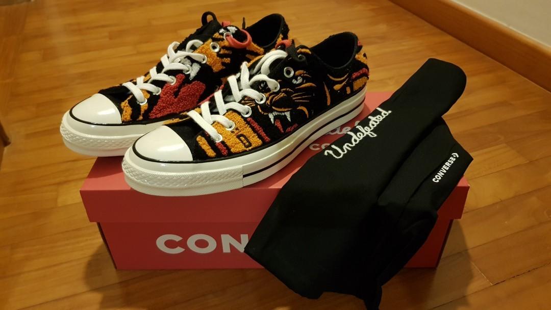 Converse x Undefeated Chuck 70 Ltd Edition 4b1a73eea