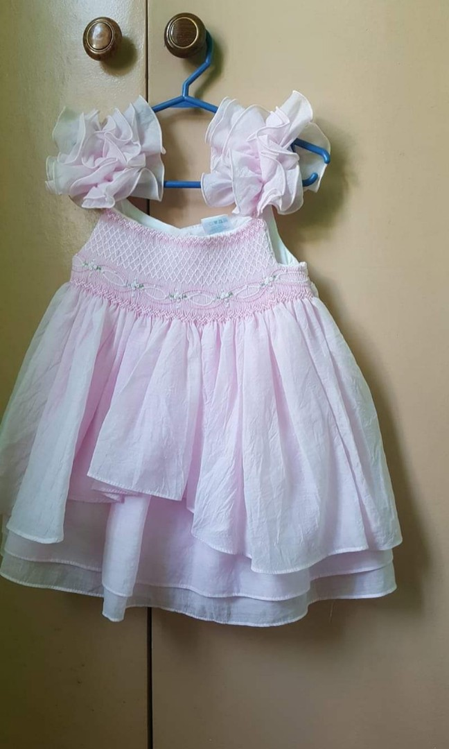 ffd4ec062 Crib Couture Dress