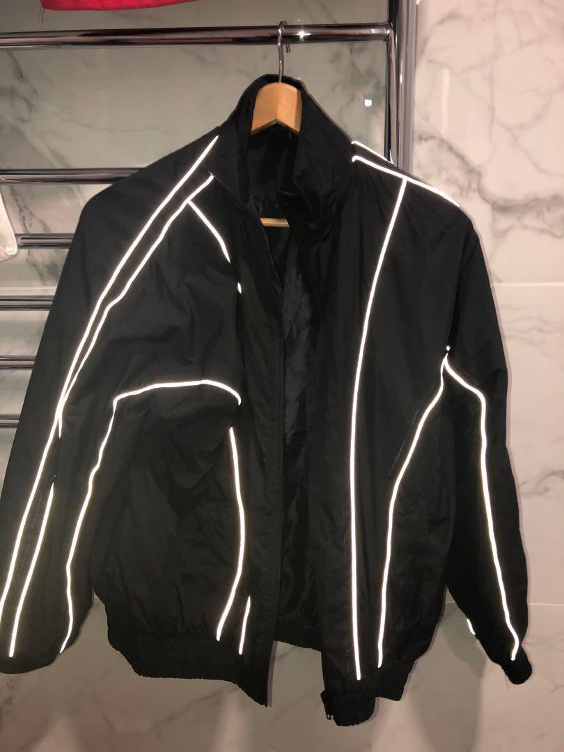 Factorie Windbreaker jacket vintage oversized