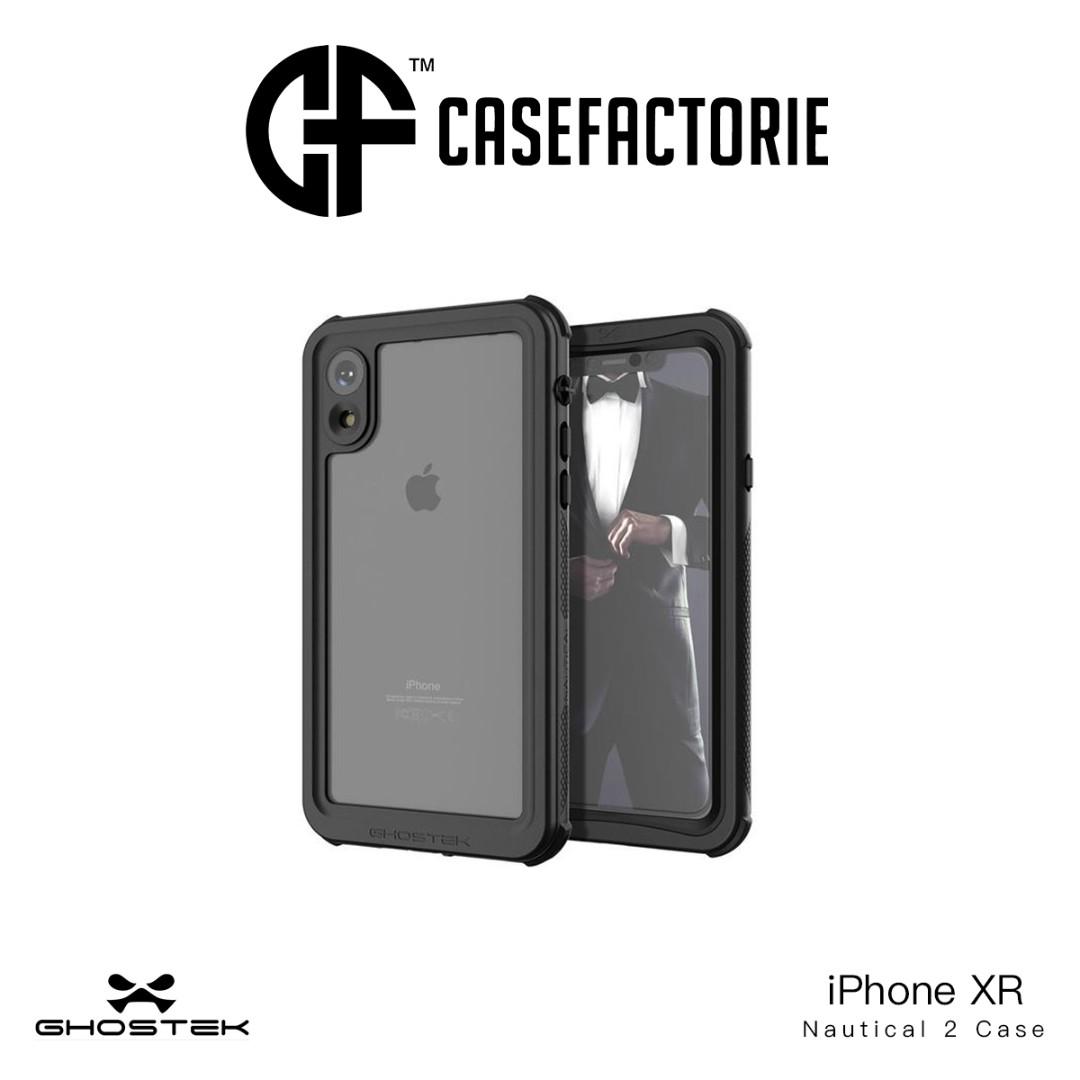 best loved b06dc 3e239 Ghostek Nautical 2 Waterproof Case for iPhone XR