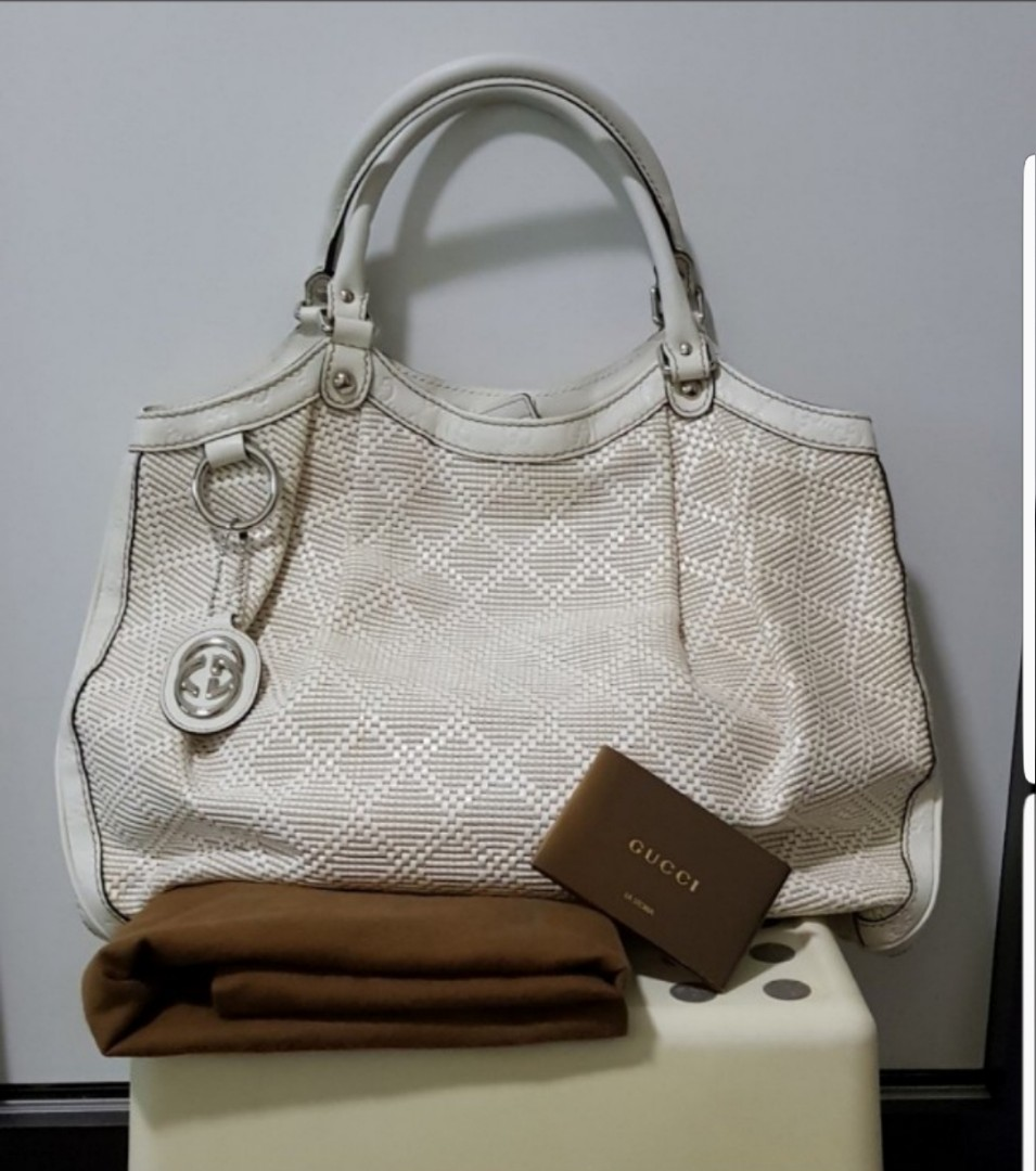 2317b8c5beeb fast deal*Gucci Suki Large Tote Bag, Luxury, Bags & Wallets ...
