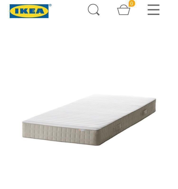 meet 29783 88203 IKEA Mattress Hafslo single