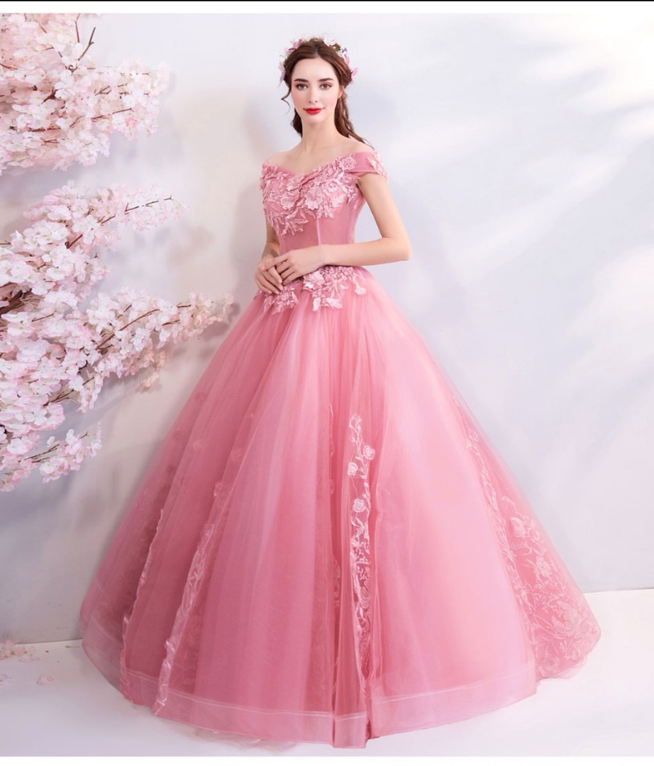 0a3b7d9a6d9 Baby Pink Prom Dresses For Sale