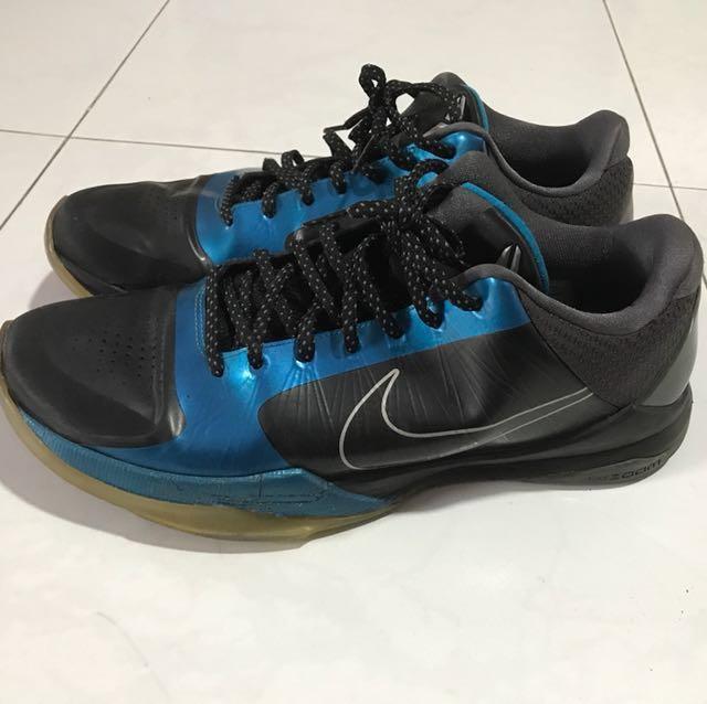 best authentic 2fd77 c3096 Kobe 5 Dark Knight Nike Size US13. LIMITED EDITION!, Men's ...