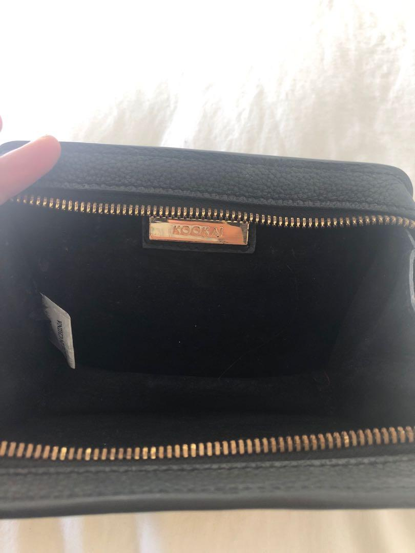 Kookai mirror clutch