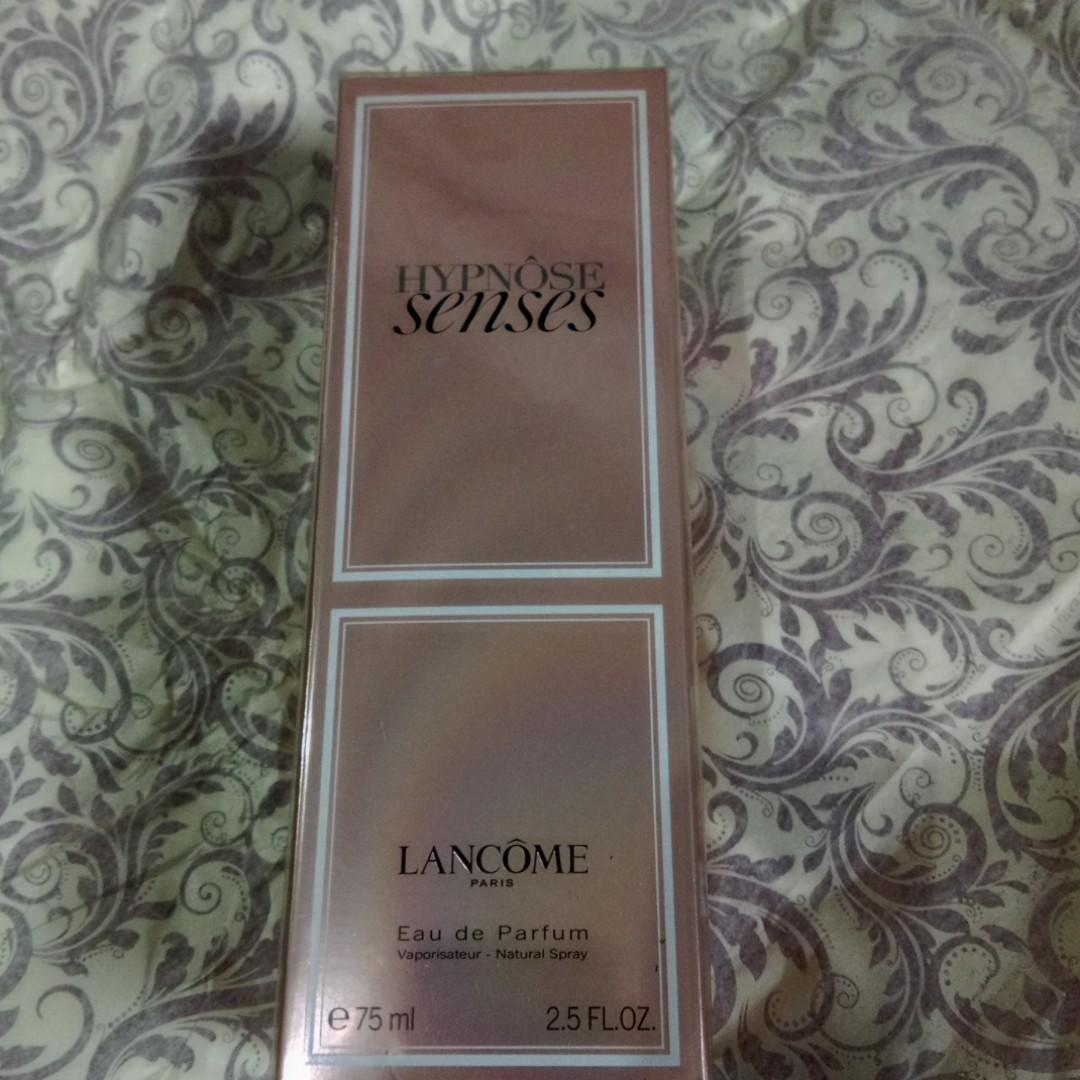 7ed32e63293 Lancome Perfume Hypnose Senses Eau De Parfum Spray 75ml on Carousell